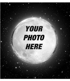 Put your image on the moon