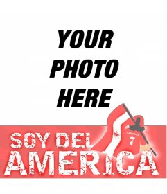 Picture Frame of America Cali for your profile picture