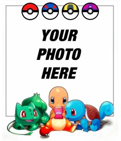 Pokémon Photo Frame