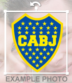 If you are of the team Club Atletico Boca Juniors then upload your photo