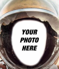 Poster of the film The Martian to put your photo for free
