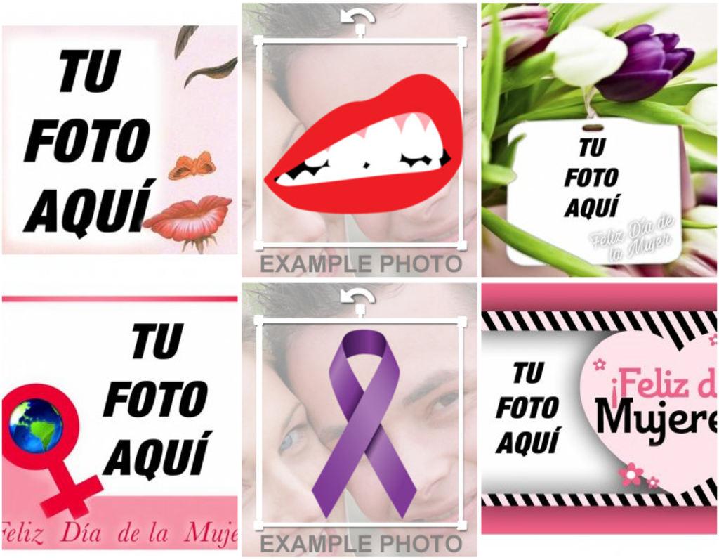 Efectos Para Celebrar El Dia Internacional De La Mujer Fotoefectos 10 frases bonitas para felicitar el confidencial. internacional de la mujer