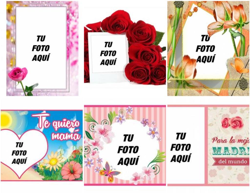 Tarjetas Para Felicitar En El Dia De La Madre Fotoefectos